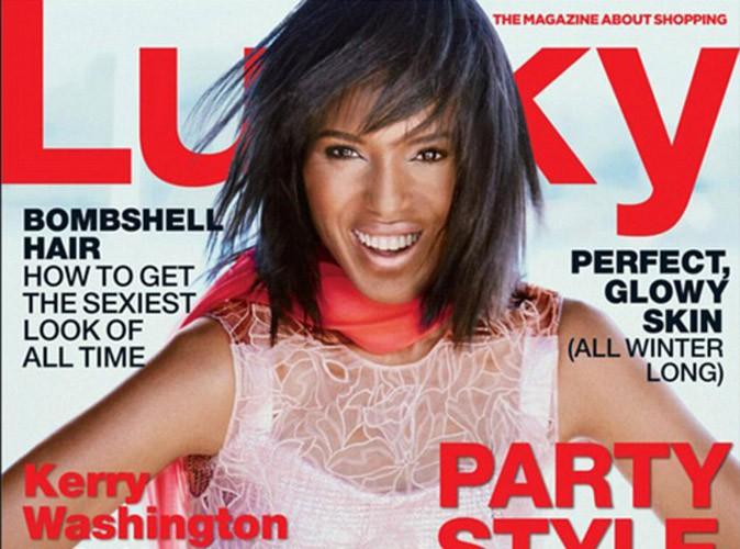 Qui est cette star ultra photoshopée en couverture de Lucky Magazine ?