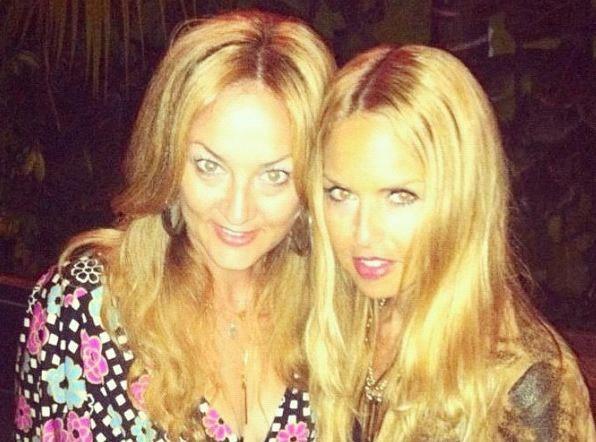 Rachel Zoe et sa grande soeur : c'est fou, comme elles se ressemblent !