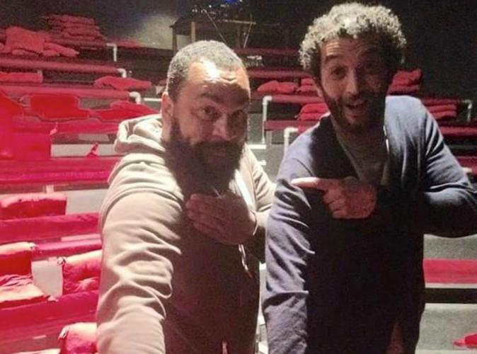 Ramzy Bedia : l'humoriste fait la quenelle avec Dieudonné, la Toile choquée !