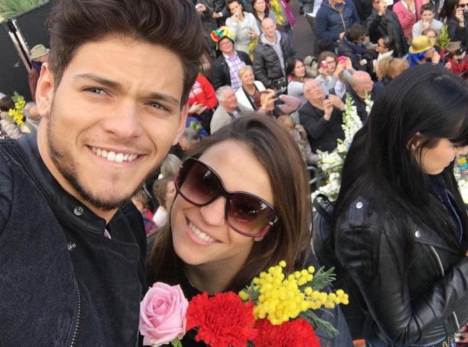 """Rayanne Bensetti et Detnitsa : """"Love is in the air"""" au carnaval de Nice !"""