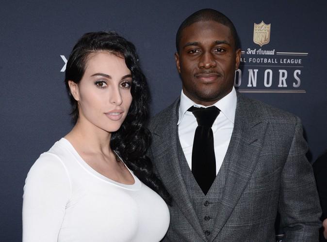 Reggie Bush : l'ex de Kim Kardashian s'est à son tour marié !