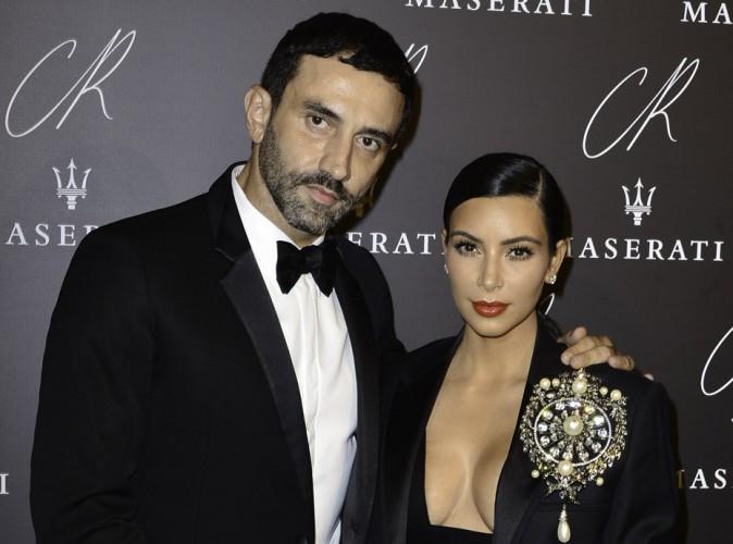 """Riccardo Tisci : """"flingué"""" à cause de son amitié avec Kim Kardashian !"""