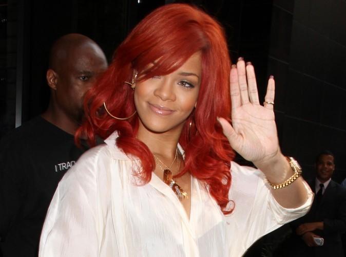 Rihanna : après son concert elle danse toute la nuit !
