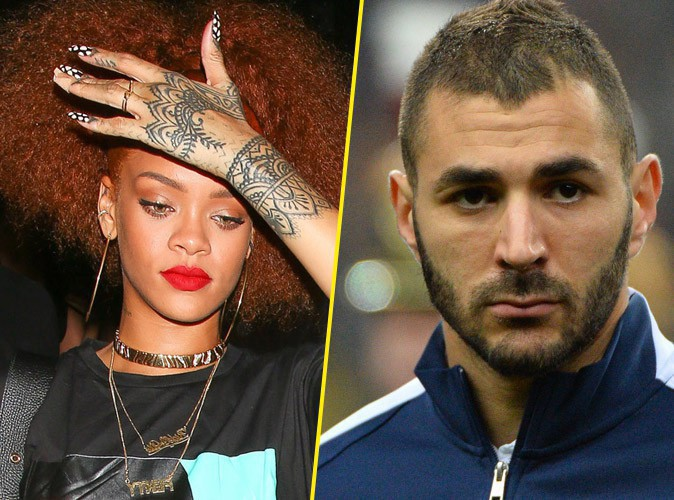 """Rihanna : avec Karim Benzema elle recherche """"la vraie histoire, un véritable engagement"""" !"""