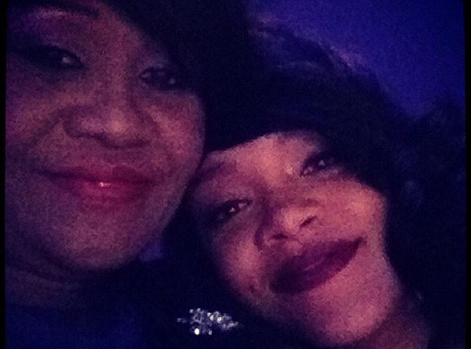 Rihanna : découvrez la surprise que lui a faite sa maman…