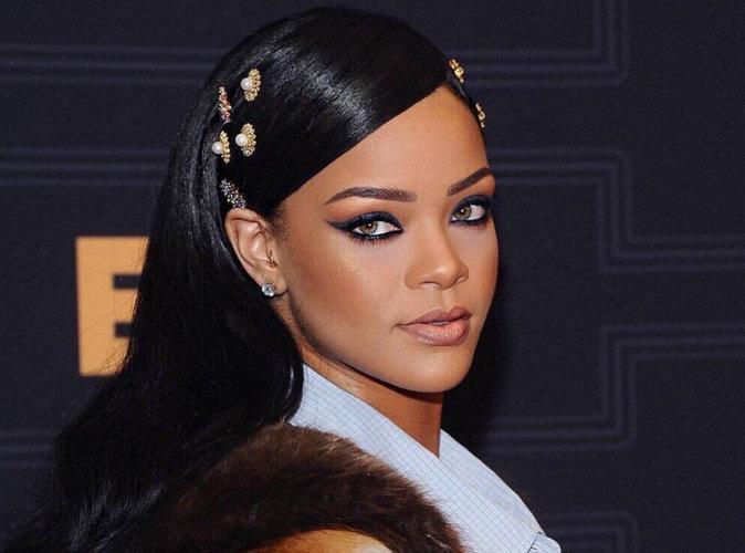 Rihanna : elle oeuvre pour que les jeunes acc�dent � l'�ducation !