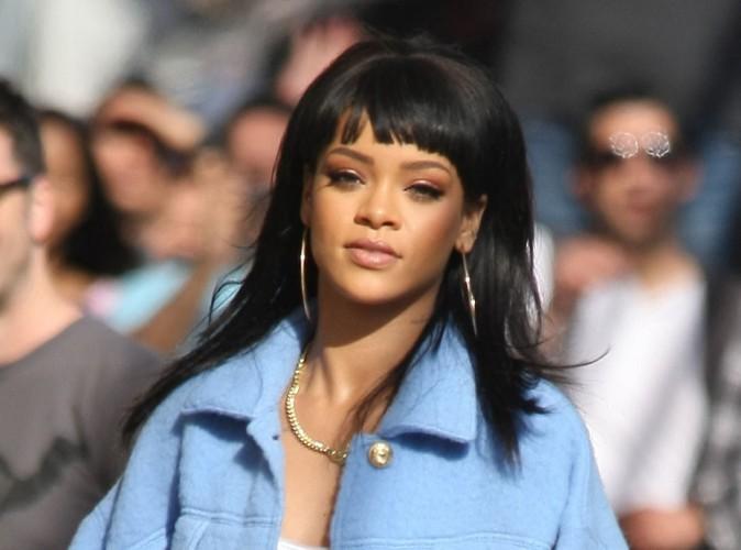 Rihanna : elle dévoile un nouveau titre en live !