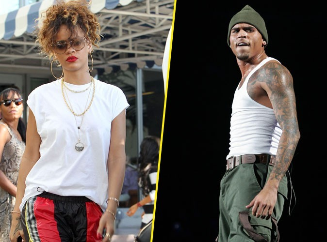 Rihanna : elle en veut à Chris Brown !