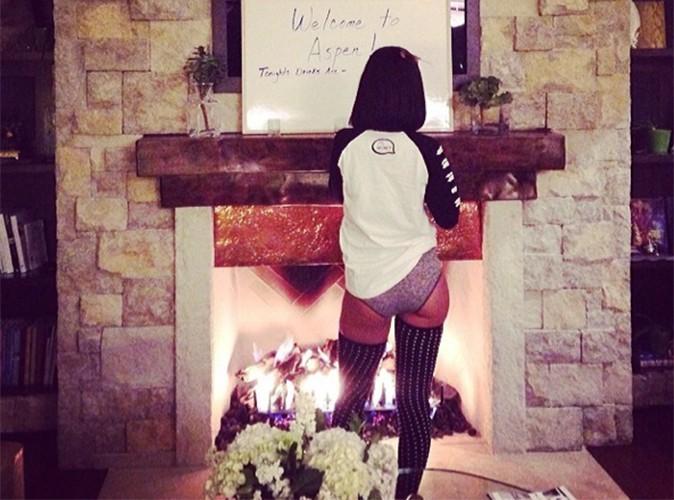 Rihanna : elle fait grimper la température à Aspen !