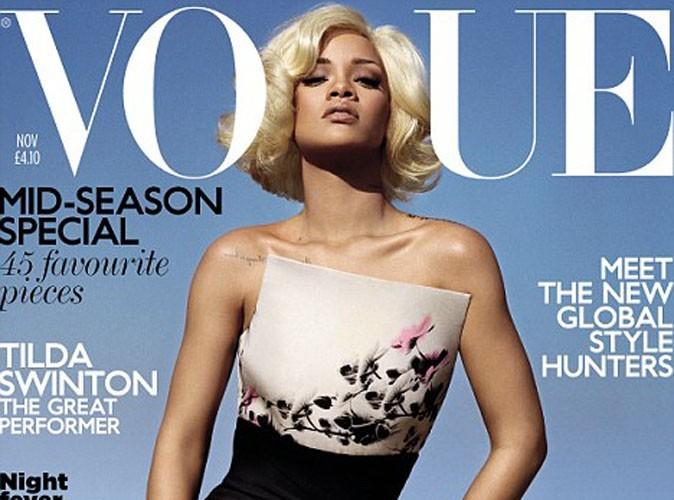 Rihanna : elle joue les femme fatales et parle de ses parents toxicoman !