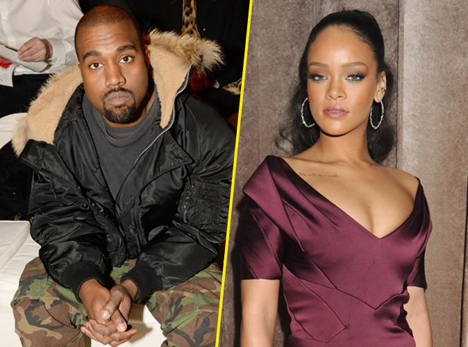 Rihanna : elle l�che les BRIT Awards, Kanye West appel� � la rescousse !
