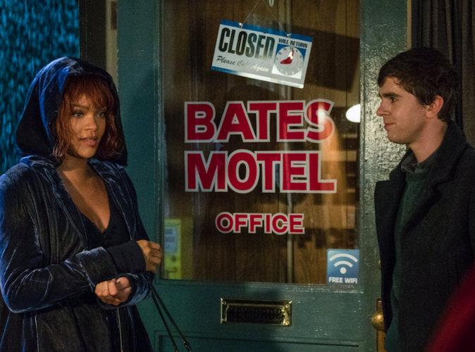 Rihanna : Elle n'assume pas une scène de Bates Motel !