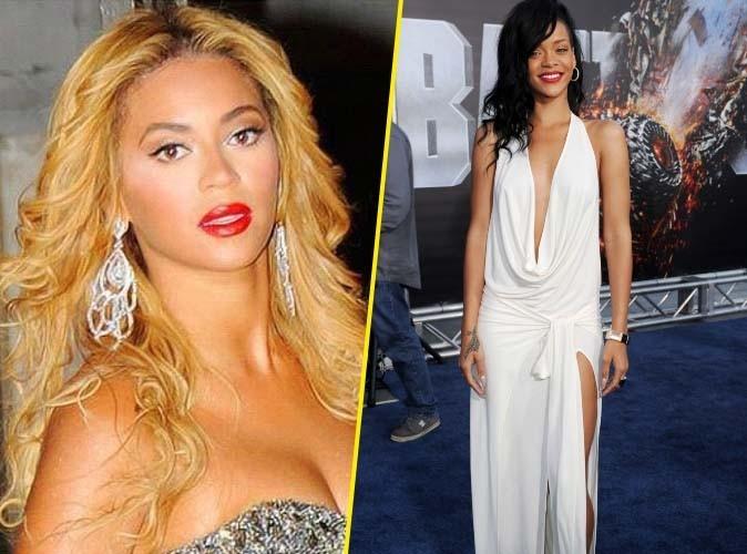 Rihanna : elle tweete son amour pour Beyoncé !