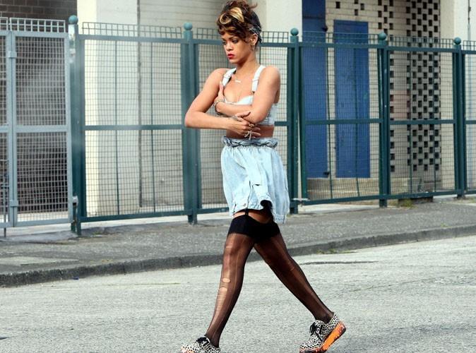 Rihanna : en couple avec un boxeur ?
