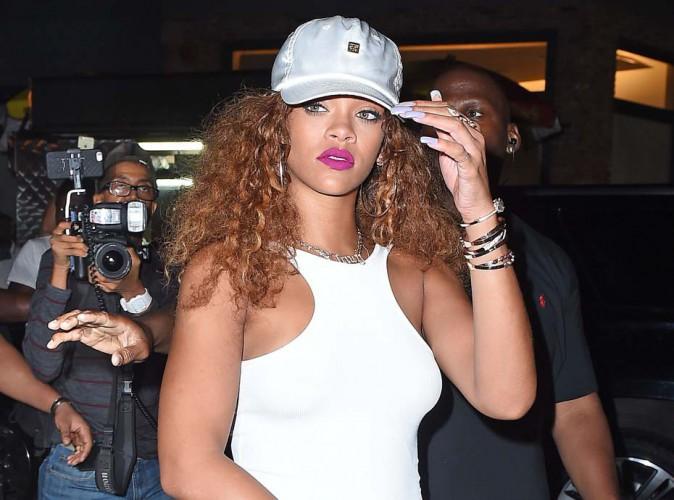Rihanna : encore un peu de patience, son nouvel album n'est toujours pas prêt !