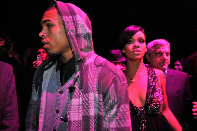 Rihanna et Chris Brown : Thanksgiving à Berlin... En amoureux ?