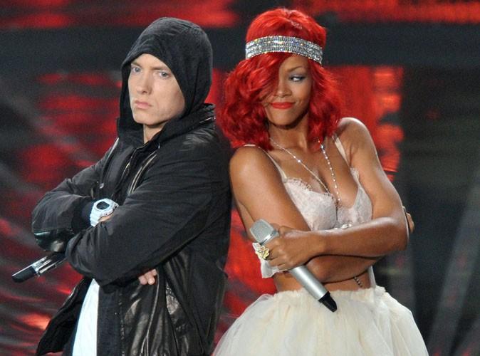 """Rihanna et Eminem : deux """"monstres"""" qui s'offrent un tout nouveau featuring à écouter de toute urgence !"""