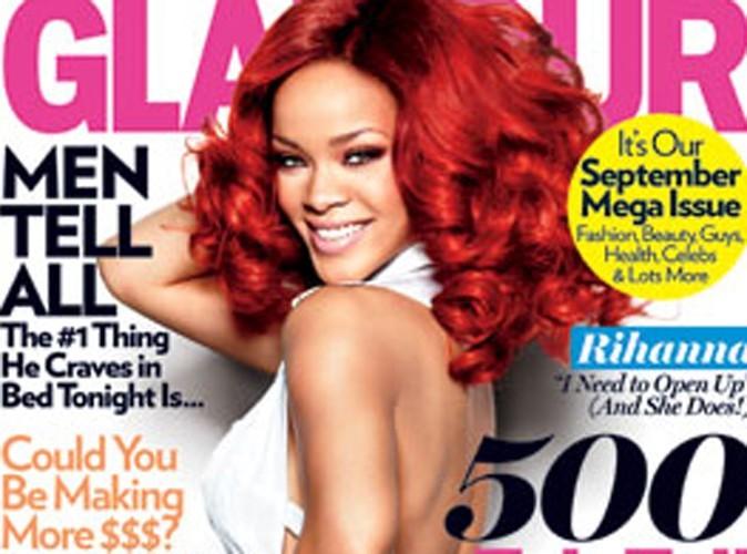 """Rihanna : """"Je veux être un bon exemple pour la jeunesse"""""""