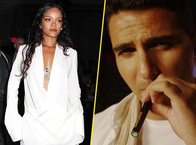 Rihanna, L'Alg�rino : tous accros � la Tanasmoke, la e-cigarette des stars !