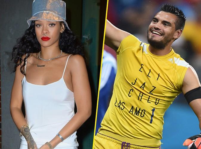 Rihanna : la femme d'un joueur de foot argentin lui prête son mari pour une semaine si...