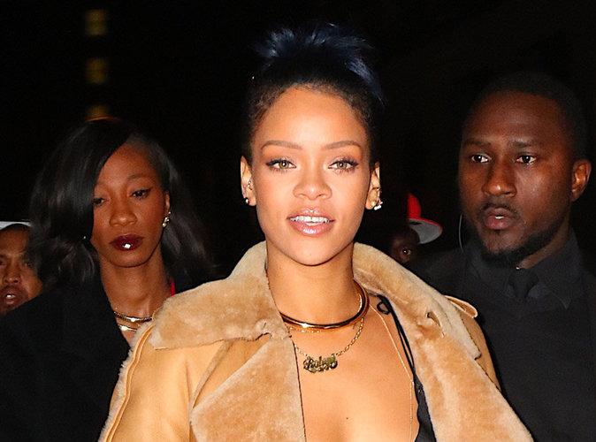 Rihanna : pr�sente au Super Bowl 2016, une vid�o promotionnelle sexy confirme la rumeur !