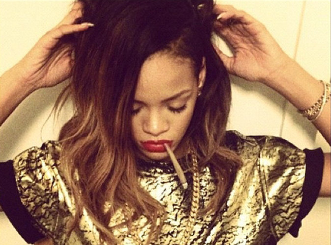 Rihanna se lance dans la production de marijuana !