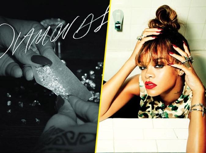 """Rihanna : son nouveau single """"Diamonds"""" sera dévoilé ce mercredi 26 septembre... Et une tournée déjà programmée !"""