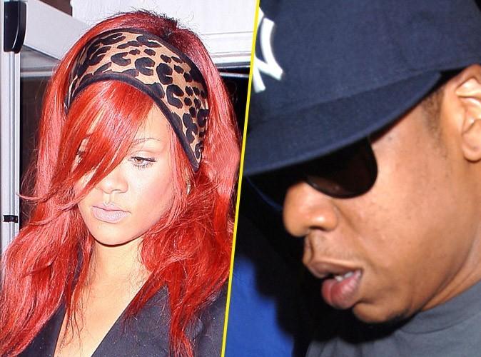 Rihanna sur le point de virer son manager, Jay-Z ?