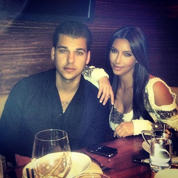 Kim Kardashian à Vegas !