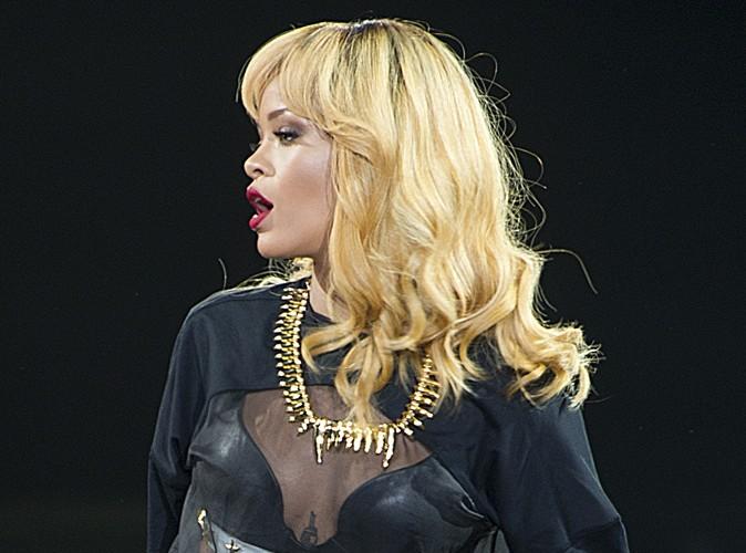 Rihanna : un homme arrêté sur son toit…