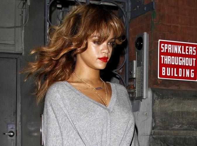Rihanna : vous avez vu sa tête au réveil ?