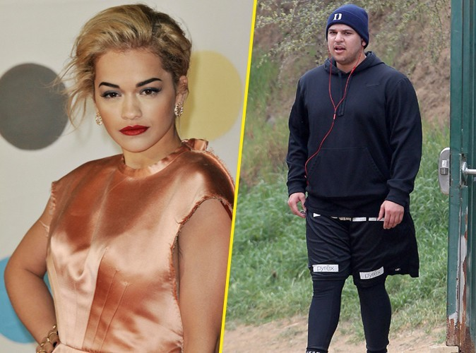 "Rita Ora : ""Je n'ai jamais défini Rob Kardashian comme étant mon petit ami !"""