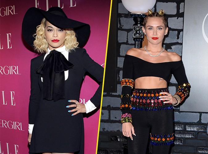 """Rita Ora : """"Miley Cyrus n'a pas dépassé la ligne !"""""""