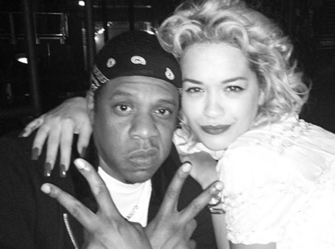 Rita Ora : toujours aussi proche de son mentor Jay-Z !