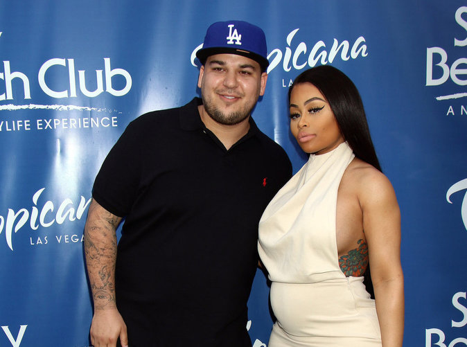 Rob Kardashian : Blac Chyna a réussi là où sa famille a échoué !