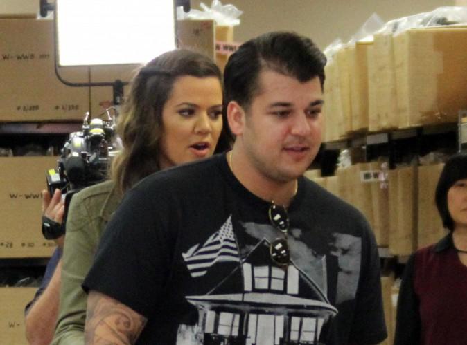 """Rob Kardashian : """"en danger de mort"""" selon son médecin !"""