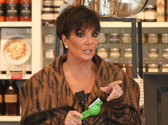 """Rob Kardashian et Blac Chyna : c'est """"une journée difficile"""" pour Kris Jenner"""