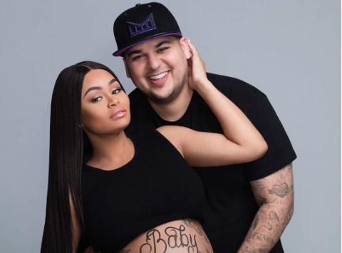 Rob Kardashian et Blac Chyna : Ils dévoilent le sexe du bébé pour la première de Rob & Chyna !