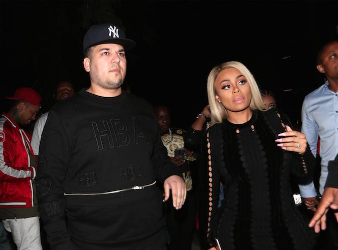 Rob Kardashian et Blac Chyna : leur mariage vaut déjà des millions !