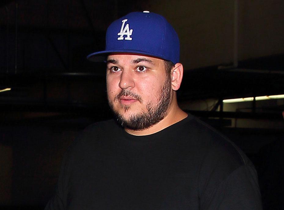 Rob Kardashian : il offrait des cadeaux à Blac Chyna avec les cartes de crédit de... sa mère !