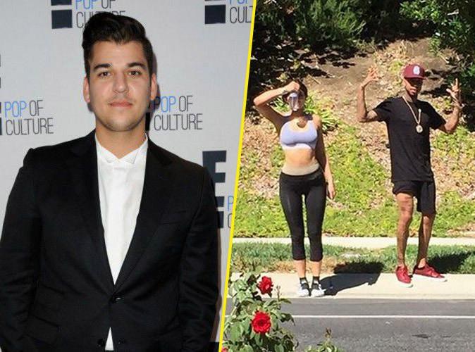 Rob Kardashian : prêt à tout pour maigrir, il peut compter sur Kylie Jenner et Tyga !