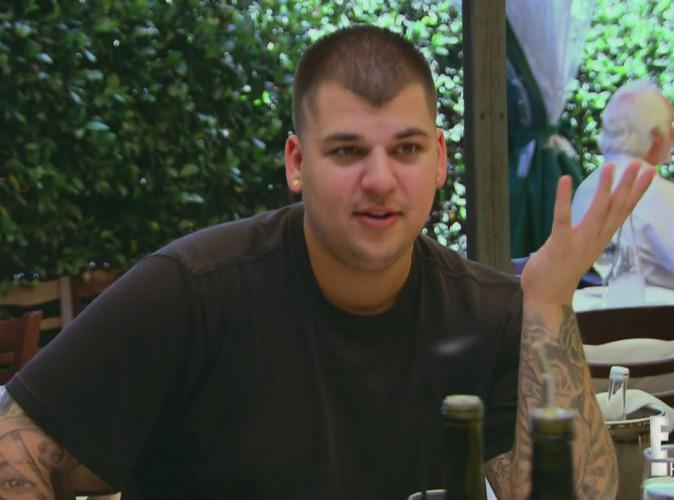Rob Kardashian prêt à trainer sa famille devant la justice !