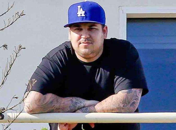 Rob Kardashian : sa famille a tenté de le sauver à plusieurs reprises !