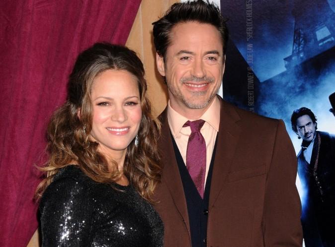 Robert Downey Jr. est papa d'un petit Exton Elias !