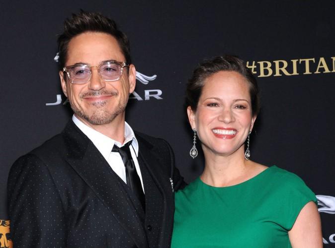 Robert Downey Jr : il est papa d'une petite fille !