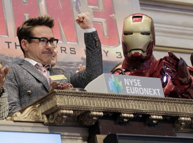 Robert Downey Jr : il reste l'acteur le mieux payé d'Hollywood !