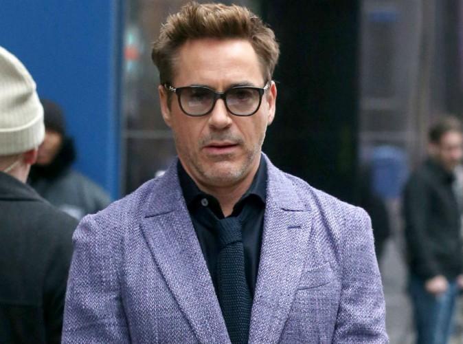 Robert Downey Jr indétrônable, il reste l'acteur le mieux payé du monde !
