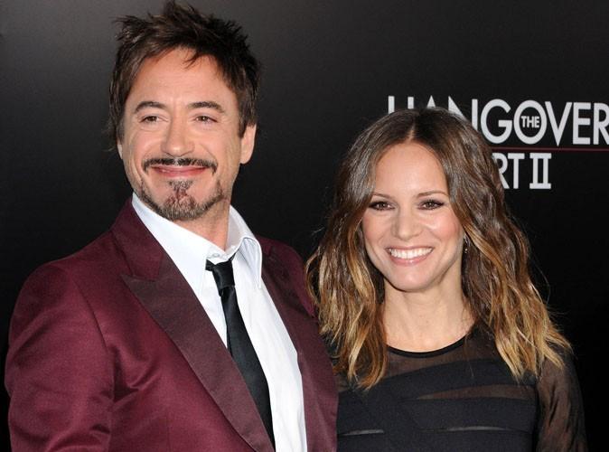 Robert Downey Jr : sa femme est enceinte !