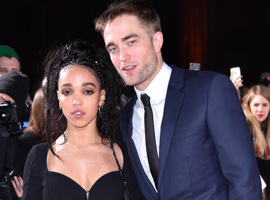 Robert Pattinson et FKA Twigs se sont séparés !