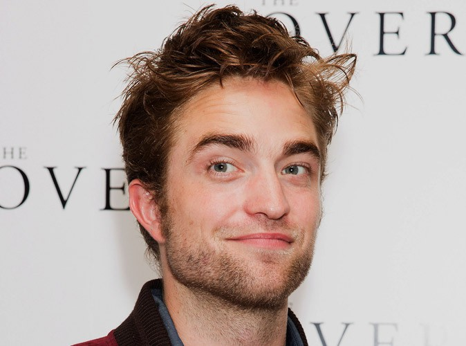Robert Pattinson : Je vis reclus !